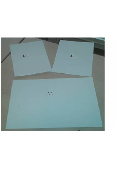 Caja 2000 h A4 90g microperforado a la mitad