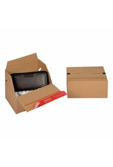 Caja cartón automontable 200 X 150X100