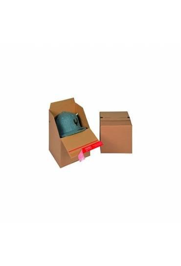 Caja cartón automontable 200X200X200