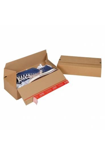 Caja cartón automontable 400X200X100