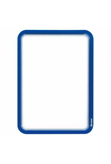Fundas Tarifold A4 magneticas azul 2 unidades