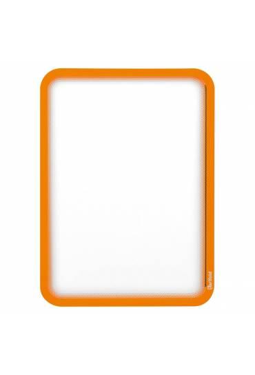 Fundas Tarifold A4 magneticas naranja 2 unidades