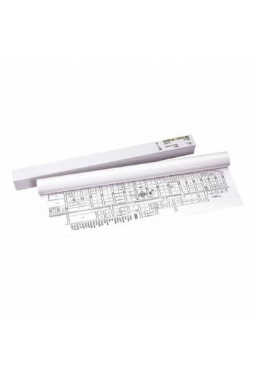 Bobina papel planos 0,914X175M 80 grms
