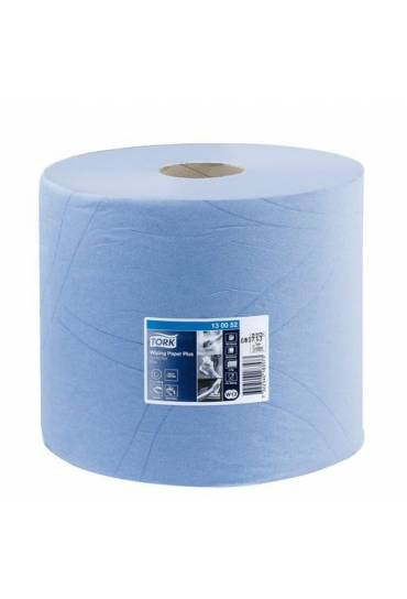 Bobina papel  tork advanced azul 750 hojas
