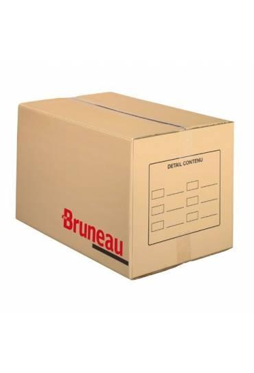 Caja embalaje cartón JMB 460x460x750 mm canal dobl