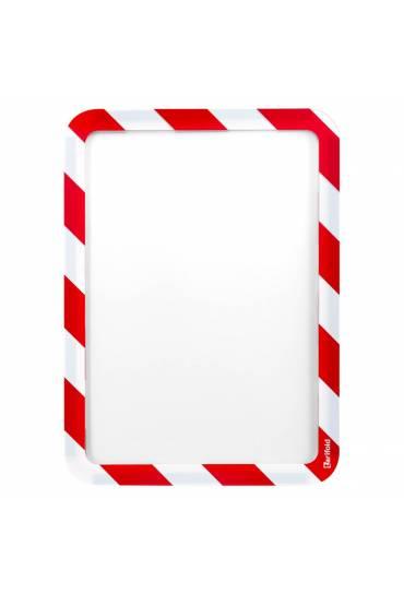 Fundas Tarifold seguridad adhesivas rojo 2 unidade