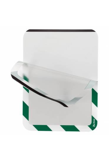 Fundas Tarifold seguridad adhesivas verde 2 unidad