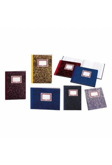 Cartone folio apaisado rayadado azul Dohe