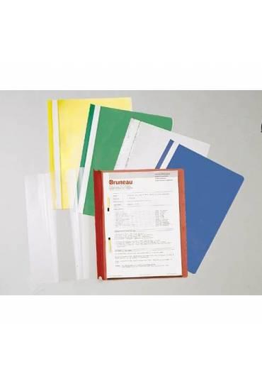 Dossier fastener plastico A4 Esselte rojo