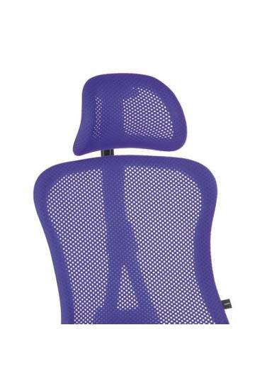 Reposacabezas silla Adrio azul