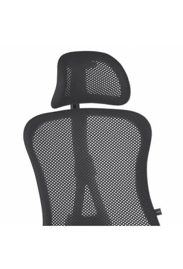 Reposacabezas silla Adrio negra