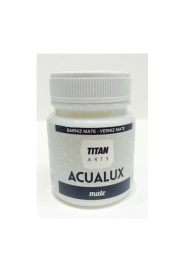 Titan Acualux 100 ml barniz mate