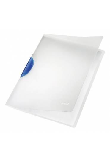 Dossier colorclip leitz incoloro azul oscuro