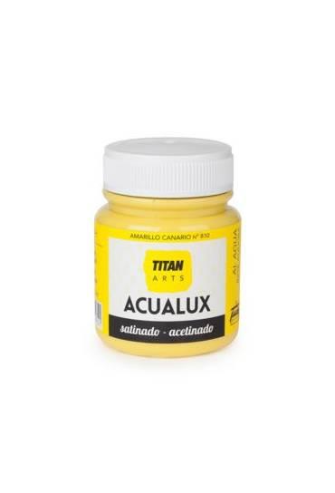 Titan Acualux 100 ml satinado Amarillo canario