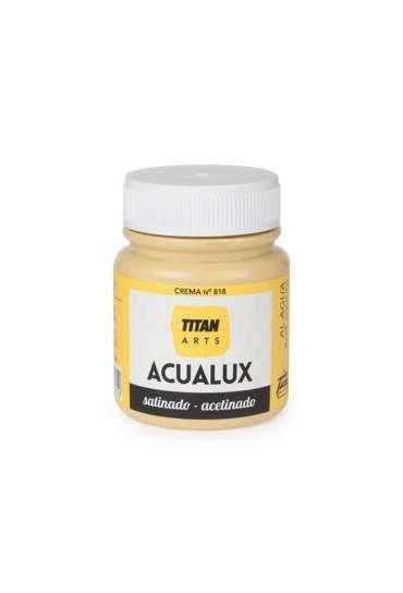 Titan Acualux 100 ml satinado Crema