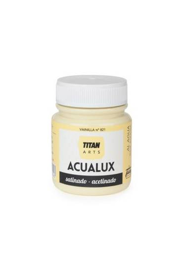 Titan Acualux 100 ml satinado Vainilla