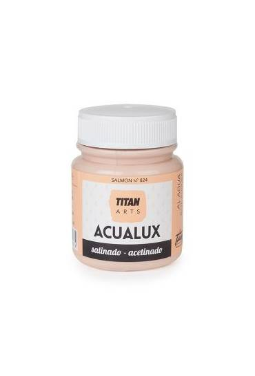 Titan Acualux 100 ml satinado Salmon