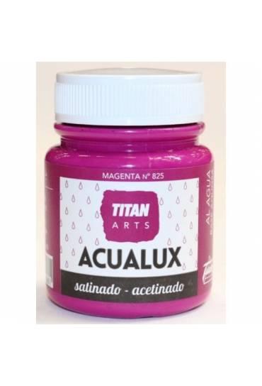 Titan Acualux 100 ml satinado Magenta