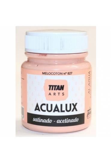 Titan Acualux 100 ml satinado Melocoton