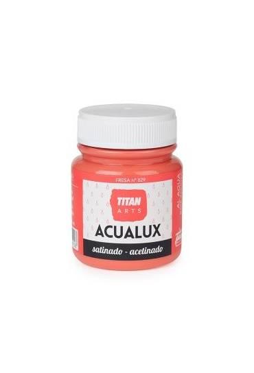 Titan Acualux 100 ml satinado Fresa