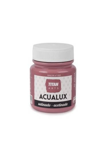 Titan Acualux 100 ml satinado Malva