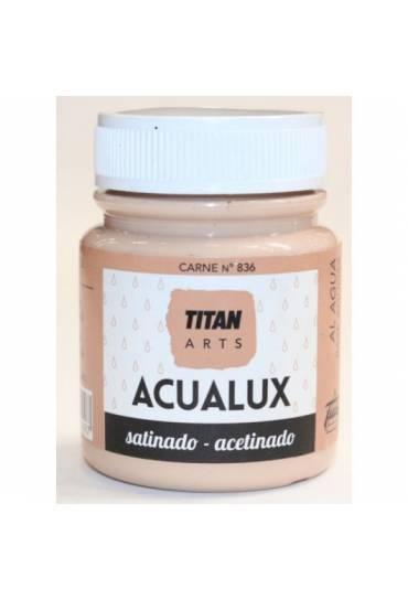 Titan Acualux 100 ml satinado Carne