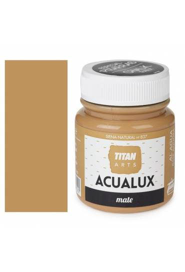 Titan Acualux 100 ml siena natural