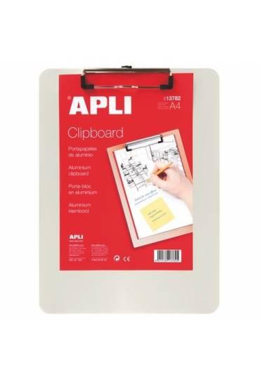 Portablocs aluminio A4 Apli