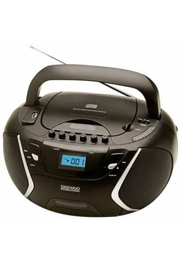 Radio cd con cassete usb dbu-51