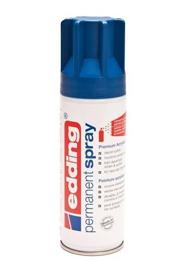 Spray edding azul genciana mate