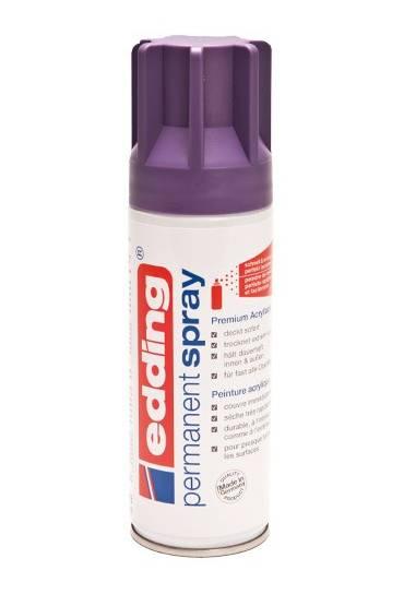 Spray edding lila mate