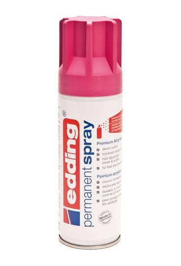Spray edding magenta  mate