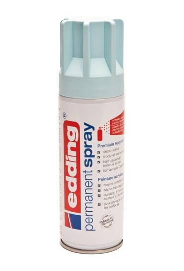 Spray edding azul  pastel