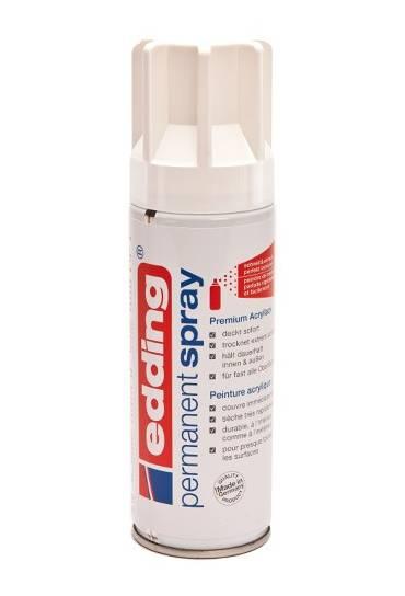 Spray edding blanco trafico brillo