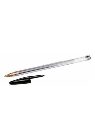 Boligrafo bic cristal Pack 90+10 negro
