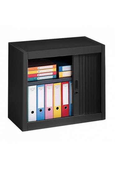 Armario persiana desmontable 70x80 negro