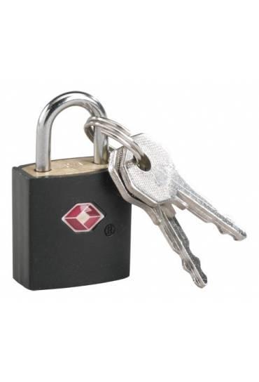 Candado TSA con llave