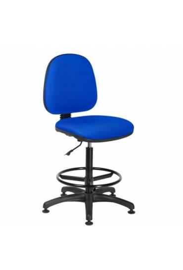 Silla taller con tacos office estandar azul