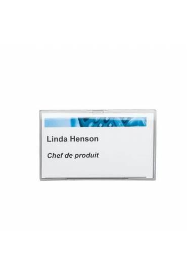 Identificadores Click fold pinza 54 x 90 25 unds