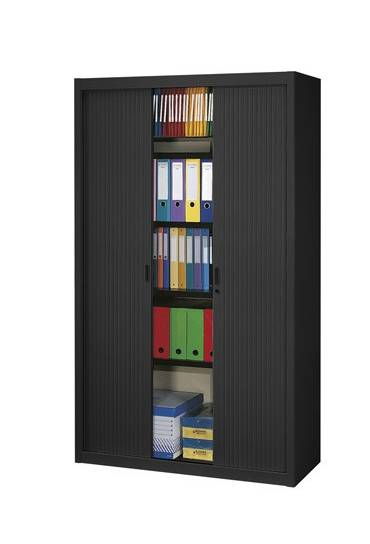 Armario persiana desmontable 200x120 negro