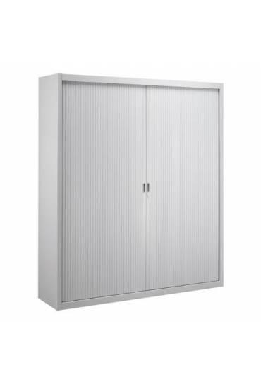 Armario persiana desmontable 200x180 gris