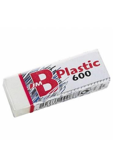 Goma de borrar plastic 600 JMB