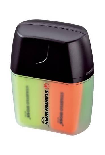 Fluorescente Stabilo Boss Mini bolsa 4surtidos