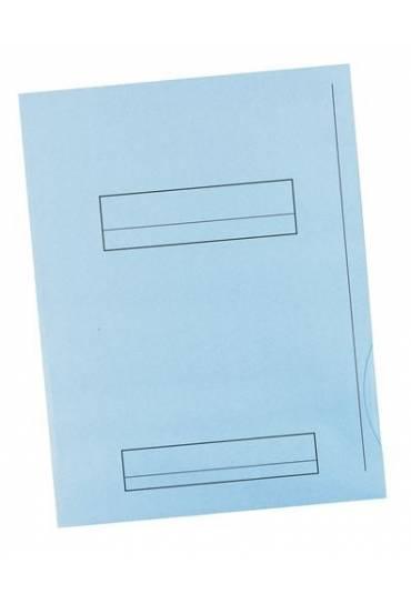 Subcarpeta 2 solapas A4 Fast 180g azul 50 unds