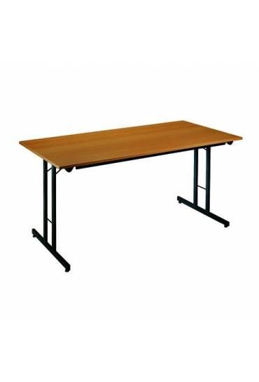 Mesa plegable multiusos 160 x 80 cm teka