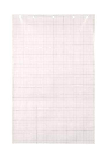 Block pizarra caballete papel cuadriculado 48h 65x
