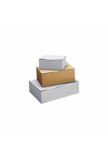 Caja postal blanca 25x15x10