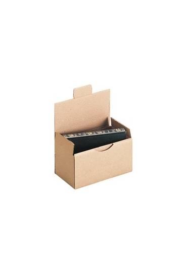 Caja postal kraft  7,5x14x 20 cm