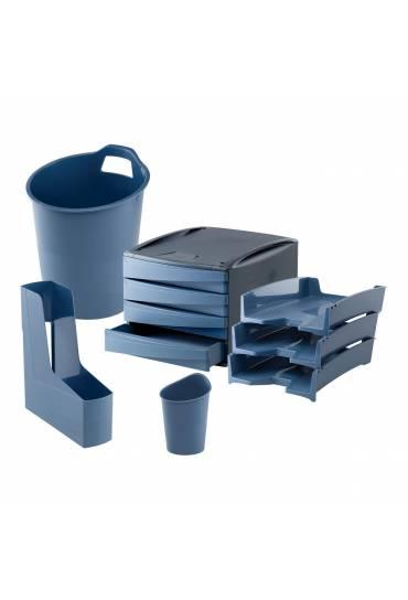 Conjunto organización Fellowes  azul