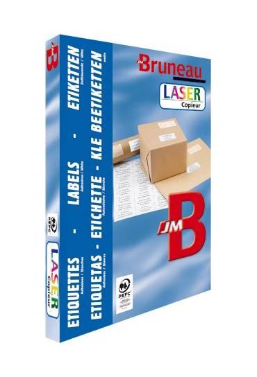 Etiquetas JMB 105x37 caja 200 hojas